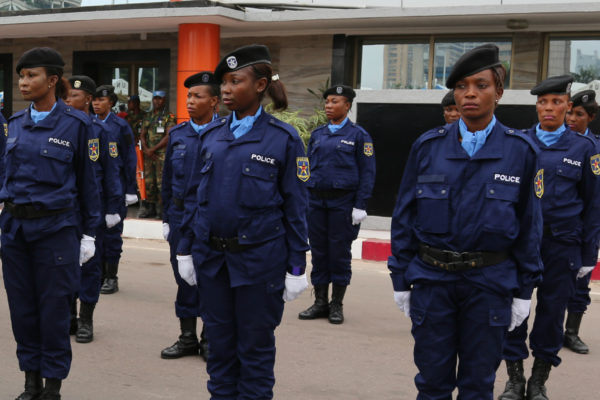 Security in the DRC