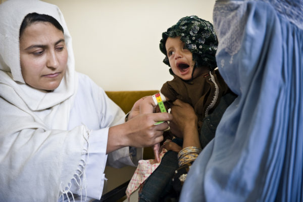 Cordaid in Afghanistan