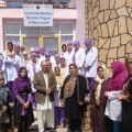 trained midwives, Afghanistan