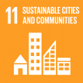 Global Goal 11 - Sustainable Cities and Communities