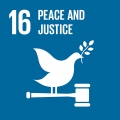Global Goal 16 - Peace and Justice