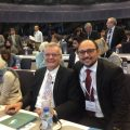 our colleague at the Brussels Afghanistan conference