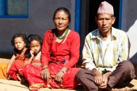 humanitarian work Nepal rewarded