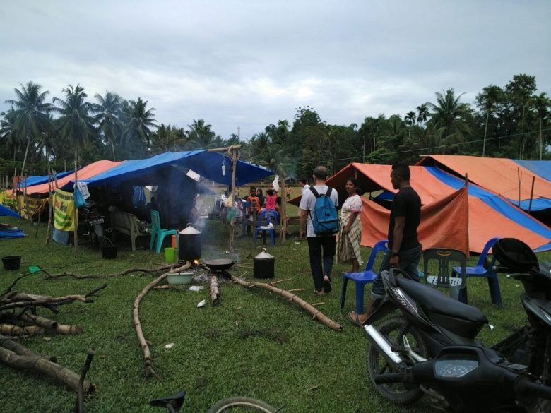 earthquake response Aceh