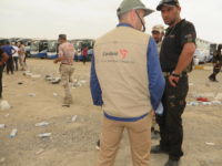 aid distribution West Mosul