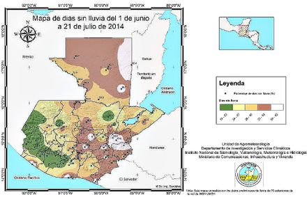 Yet another disaster: drought in Central America - Cordaid International