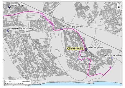 Cordaid develops public transportation for Cape Town