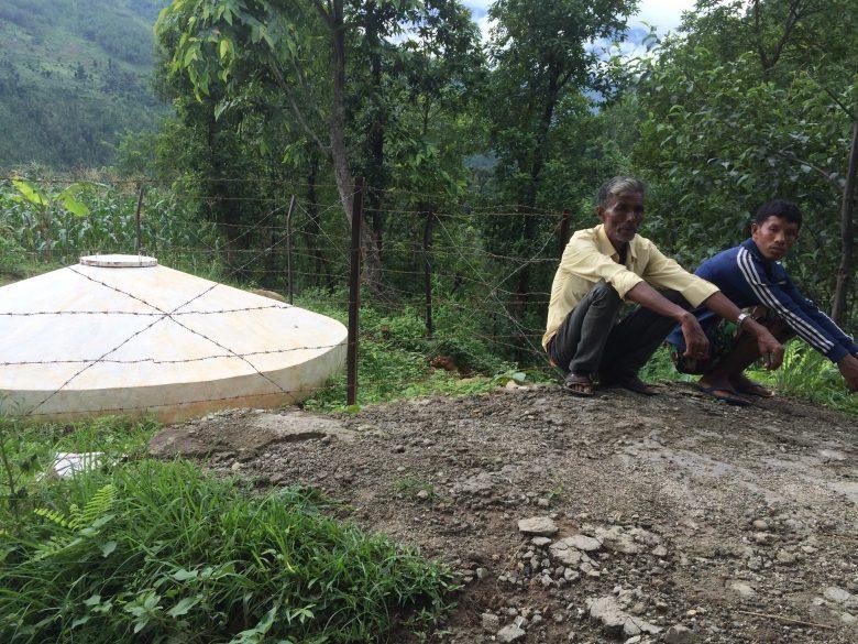 Hulp aan Nepal