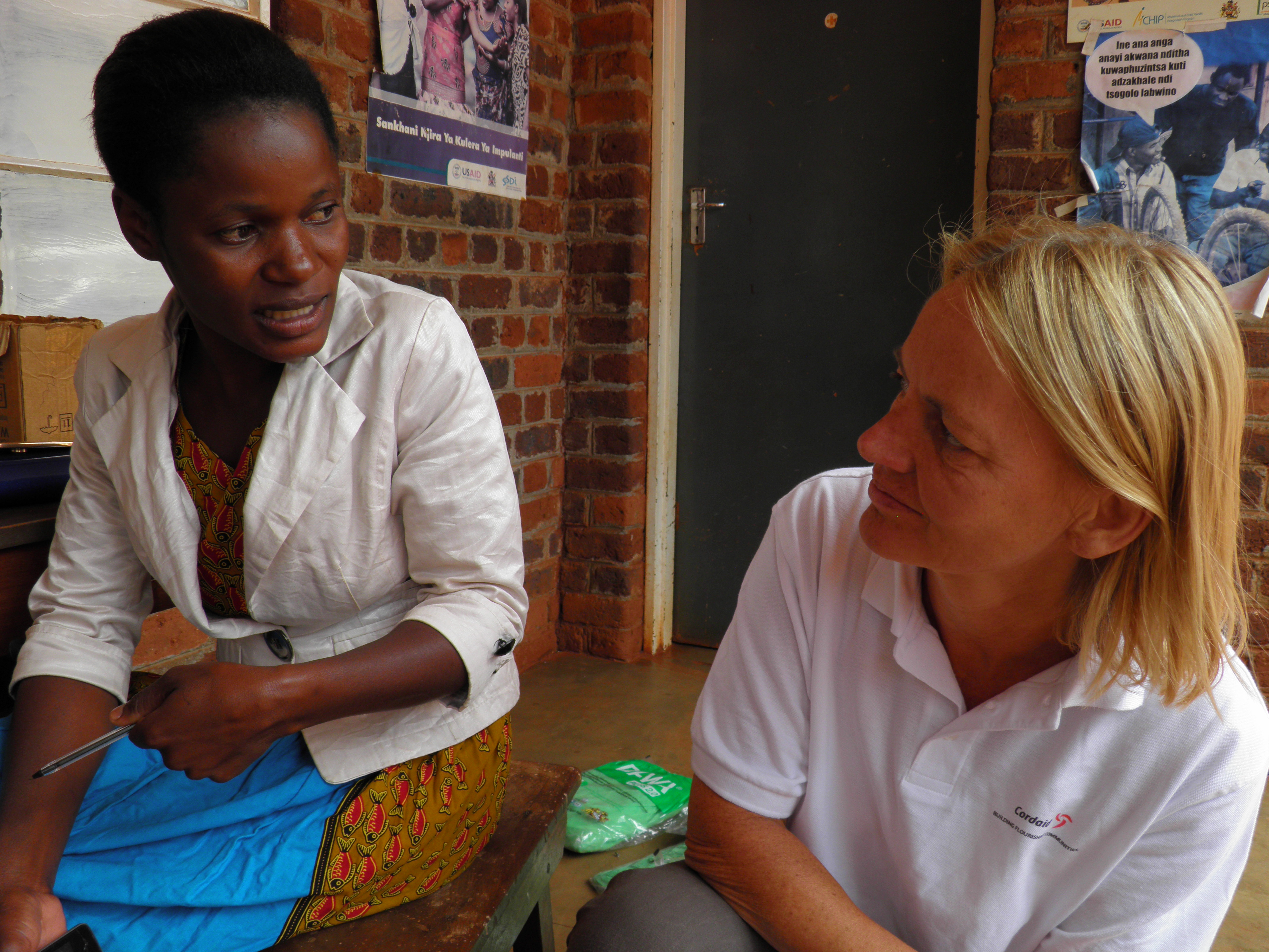 Jacqueline Leemkuil Malawi school