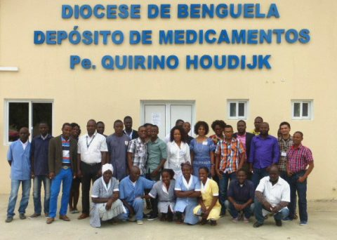 Hulp in Angola