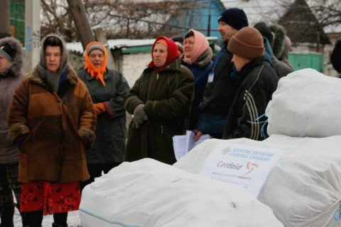 Caritas Oekraïne