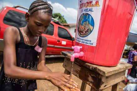 WASH Ebola Sierra Leone