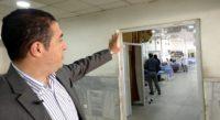 gezondheidszorg voor ontheemde Yezidi's