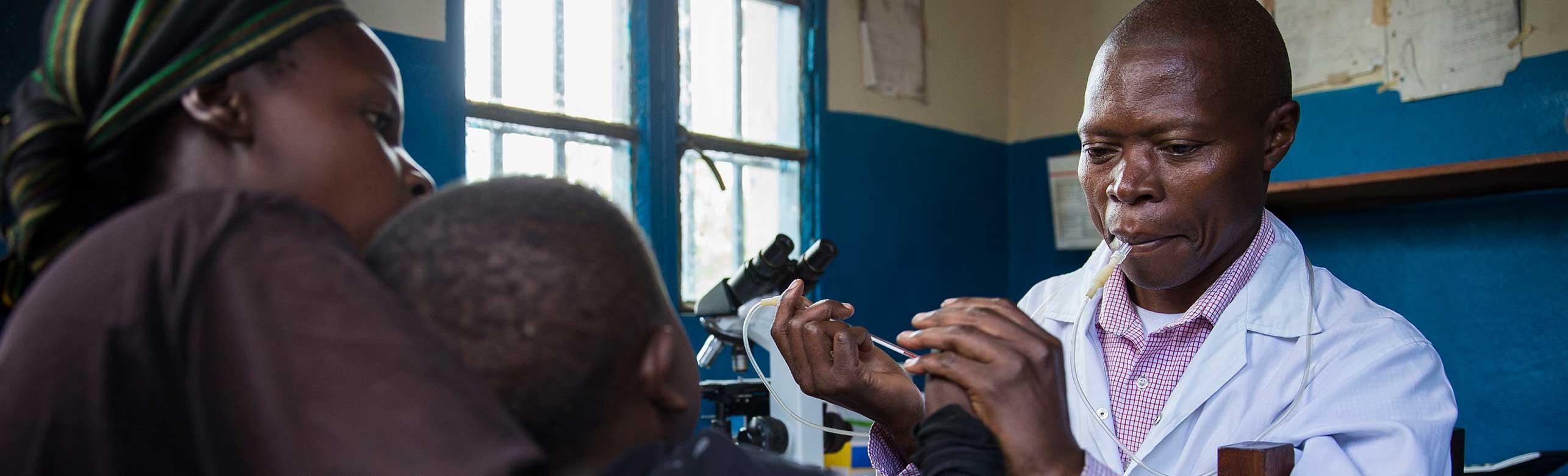 Gezondheidszorg Congo