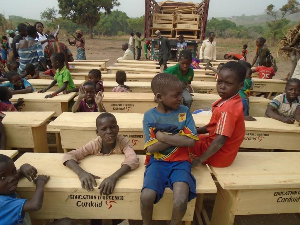 Onderwijs Centraal-Afrikaanse Republiek