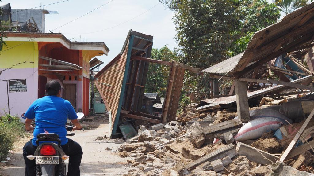 aardbeving Lombok