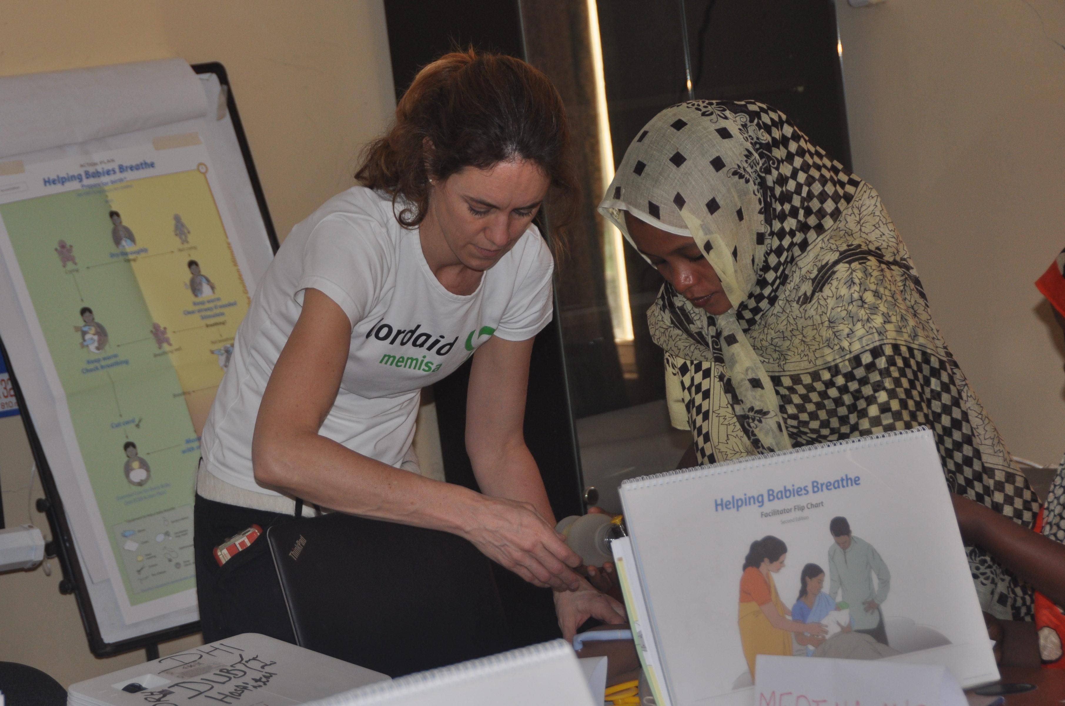 Moeder- en kindzorg Ethiopië