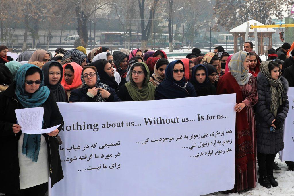 vrouwenrechten Afghanistan