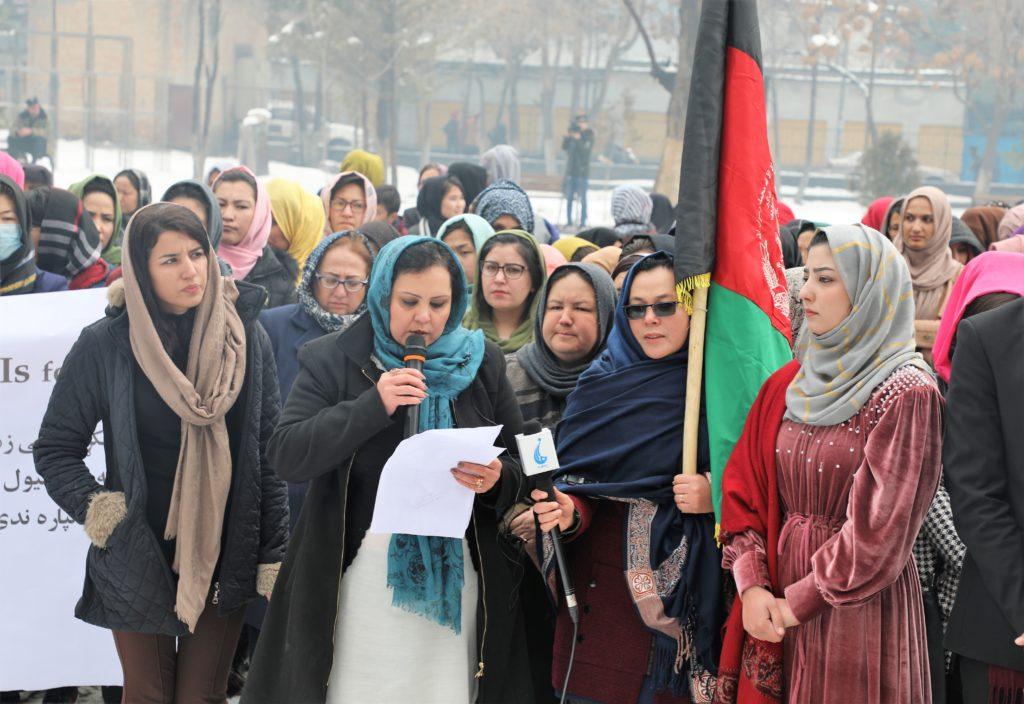 vrouwenrechten in Afghanistan