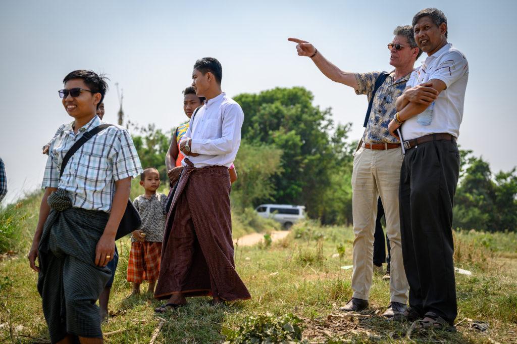 Klimaatverandering in Myanmar