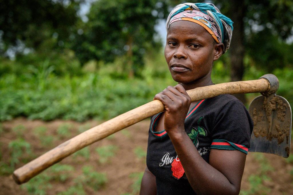 Boerinnen Oeganda
