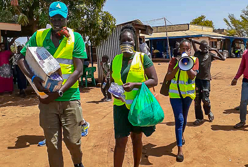Hulp Zuid-Soedan